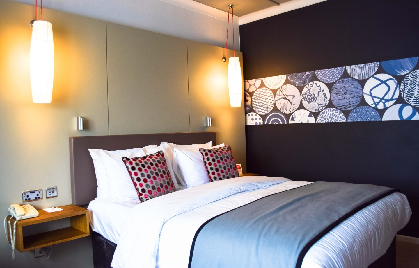 My review on Crowne Plaza Solihull
